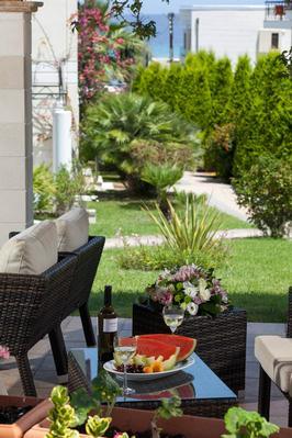 Holiday apartment Sun Residence - Exklusive Luxusvilla in Bestlage, direkt am Strand  von Polichrono-Kassand (341146), Polichrono, Chalkidiki, Macedonia, Greece, picture 17