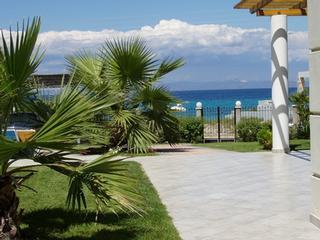 Ferienwohnung Sun Residence - Exklusive Luxusvilla in Bestlage, direkt am Strand  von Polichrono-Kassand (341146), Polichrono, Chalkidiki, Makedonien, Griechenland, Bild 32