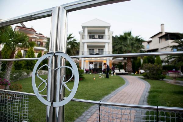 Holiday apartment Sun Residence - Exklusive Luxusvilla in Bestlage, direkt am Strand  von Polichrono-Kassand (341146), Polichrono, Chalkidiki, Macedonia, Greece, picture 23