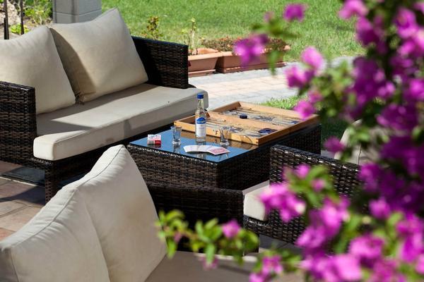 Holiday apartment Sun Residence - Exklusive Luxusvilla in Bestlage, direkt am Strand  von Polichrono-Kassand (341146), Polichrono, Chalkidiki, Macedonia, Greece, picture 27