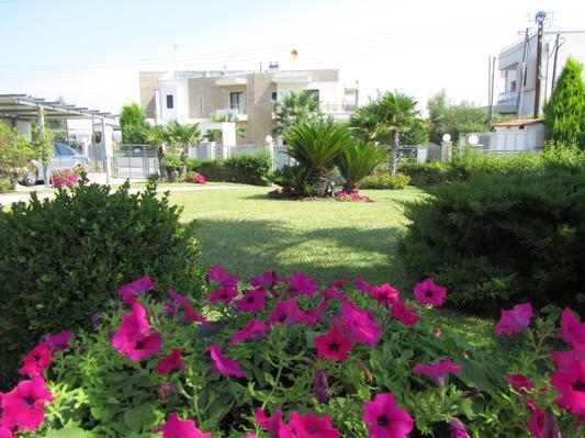 Holiday house 'Sun Residence' Luxusdomizil mit exlusiven Apartments in Polichrono/Chalkidiki Ruhe+Erholu (341850), Polichrono, Chalkidiki, Macedonia, Greece, picture 21