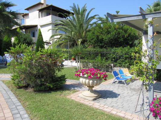 Holiday house 'Sun Residence' Luxusdomizil mit exlusiven Apartments in Polichrono/Chalkidiki Ruhe+Erholu (341850), Polichrono, Chalkidiki, Macedonia, Greece, picture 24