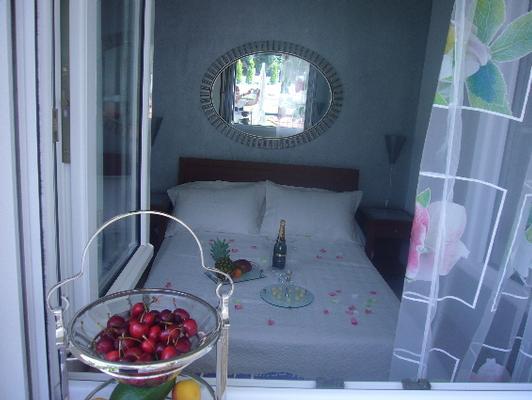 Holiday house 'Sun Residence' Luxusdomizil mit exlusiven Apartments in Polichrono/Chalkidiki Ruhe+Erholu (341850), Polichrono, Chalkidiki, Macedonia, Greece, picture 2
