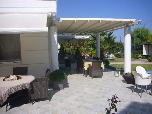 Holiday house 'Sun Residence' Luxusdomizil mit exlusiven Apartments in Polichrono/Chalkidiki Ruhe+Erholu (341850), Polichrono, Chalkidiki, Macedonia, Greece, picture 3