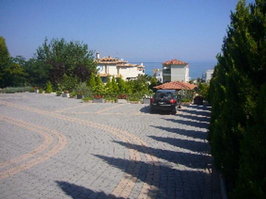 Holiday house 'Sun Residence' Luxusdomizil mit exlusiven Apartments in Polichrono/Chalkidiki Ruhe+Erholu (341850), Polichrono, Chalkidiki, Macedonia, Greece, picture 5