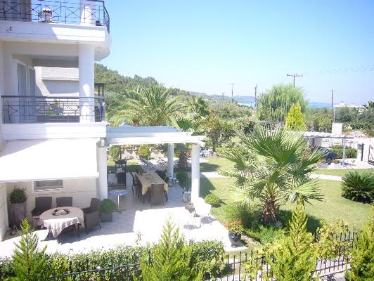 Holiday house 'Sun Residence' Luxusdomizil mit exlusiven Apartments in Polichrono/Chalkidiki Ruhe+Erholu (341850), Polichrono, Chalkidiki, Macedonia, Greece, picture 10