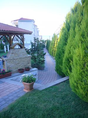 Holiday house 'Sun Residence' Luxusdomizil mit exlusiven Apartments in Polichrono/Chalkidiki Ruhe+Erholu (341850), Polichrono, Chalkidiki, Macedonia, Greece, picture 12