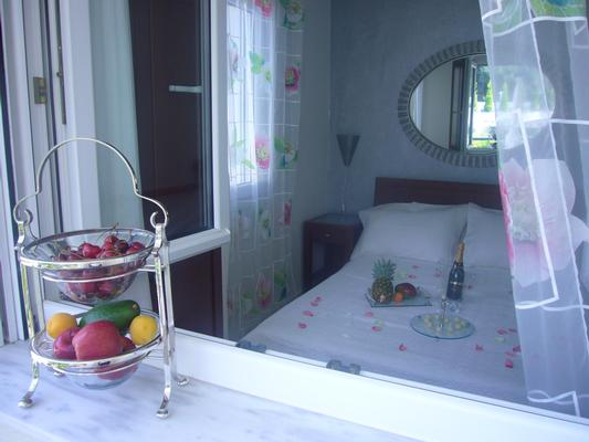 Holiday house 'Sun Residence' Luxusdomizil mit exlusiven Apartments in Polichrono/Chalkidiki Ruhe+Erholu (341850), Polichrono, Chalkidiki, Macedonia, Greece, picture 15