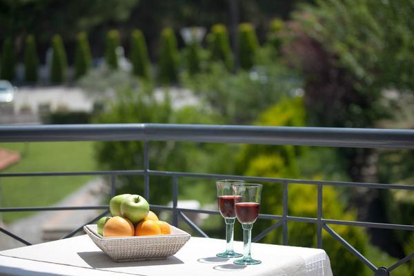 Holiday house 'Sun Residence' Luxusdomizil mit exlusiven Apartments in Polichrono/Chalkidiki Ruhe+Erholu (341850), Polichrono, Chalkidiki, Macedonia, Greece, picture 37