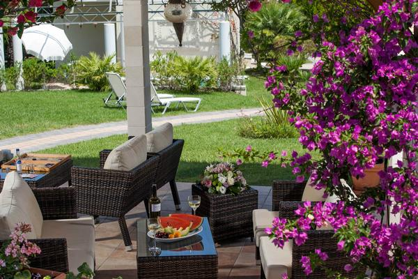 Holiday house 'Sun Residence' Luxusdomizil mit exlusiven Apartments in Polichrono/Chalkidiki Ruhe+Erholu (341850), Polichrono, Chalkidiki, Macedonia, Greece, picture 39