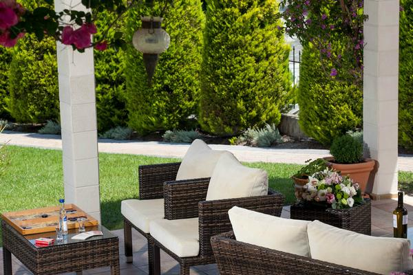 Holiday house 'Sun Residence' Luxusdomizil mit exlusiven Apartments in Polichrono/Chalkidiki Ruhe+Erholu (341850), Polichrono, Chalkidiki, Macedonia, Greece, picture 40