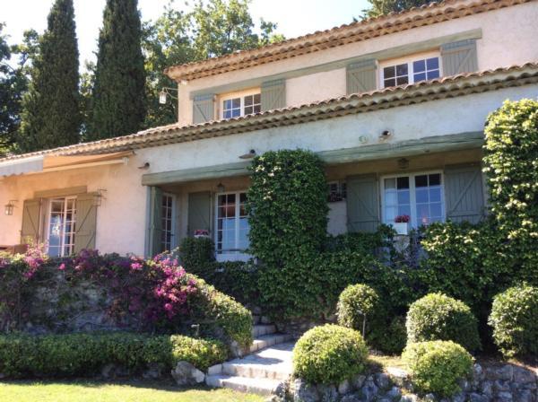 Holiday house Privatvilla Vence (344375), Vence, Alpes Maritimes, Provence - Alps - Côte d'Azur, France, picture 1