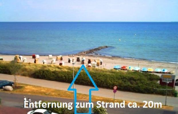 Holiday apartment Appartement Strandperle - direkt  am Meer! Ganz nah am Sandstrand (355584), Heiligenhafen, Baltic Top Wagria, Schleswig-Holstein, Germany, picture 18