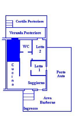 Ferienwohnung Urlaub FeWo Casa Maria Orosei (357177), Orosei, Nuoro, Sardinien, Italien, Bild 13