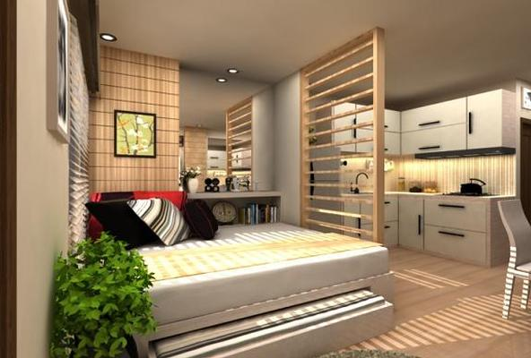 New Apartement with Balkony in Cebu City - Property number: 363271