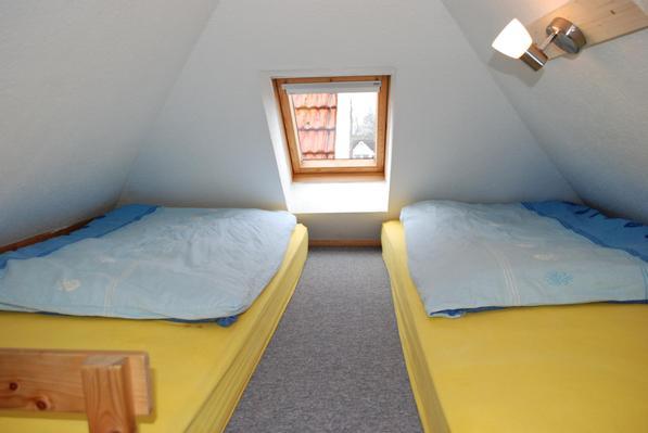 Die Schlafkoje, idealerweise für Kinder