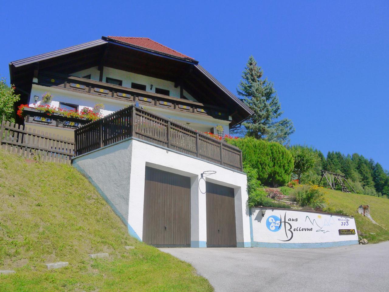 Appartement de vacances Apartment Aineck im Haus Bellevue (364335), St. Michael im Lungau, Lungau, Salzbourg, Autriche, image 28