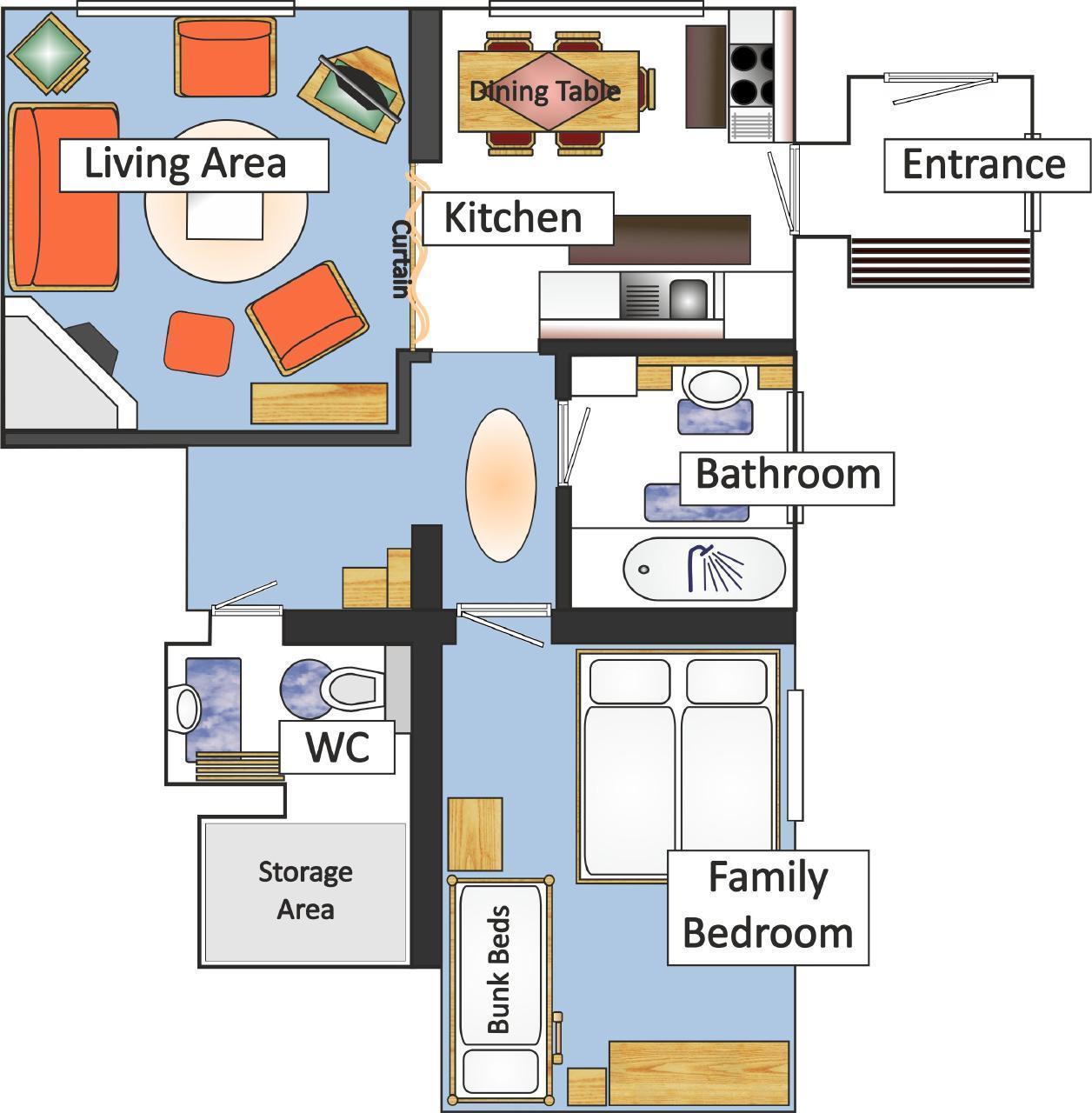 Appartement de vacances Apartment Aineck im Haus Bellevue (364335), St. Michael im Lungau, Lungau, Salzbourg, Autriche, image 26