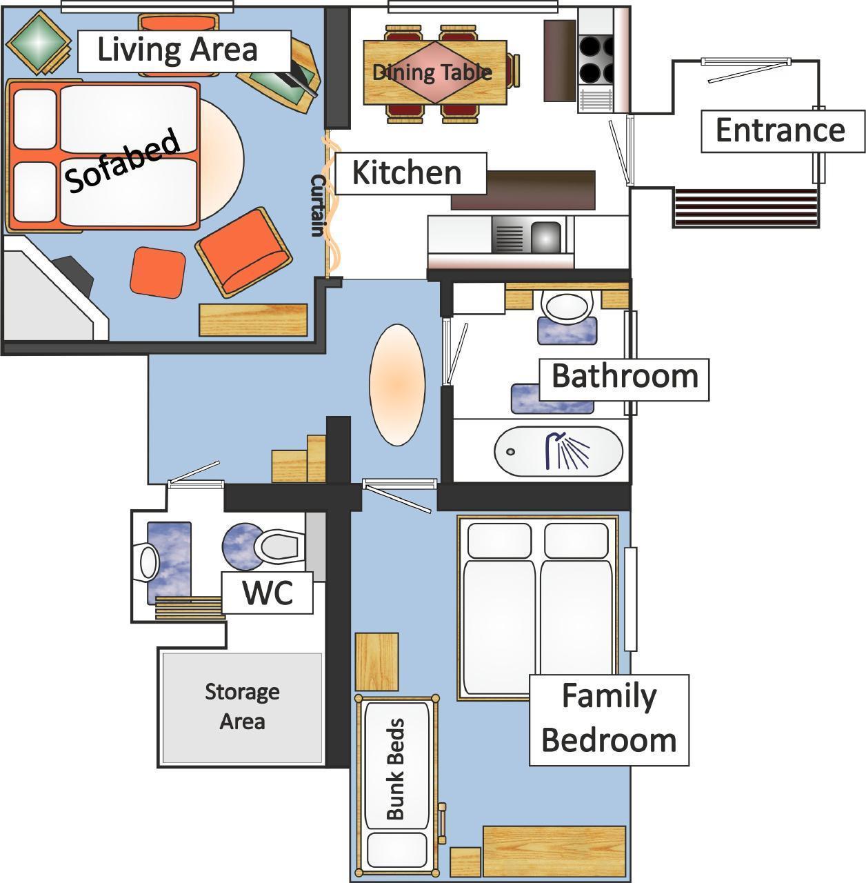 Appartement de vacances Apartment Aineck im Haus Bellevue (364335), St. Michael im Lungau, Lungau, Salzbourg, Autriche, image 27