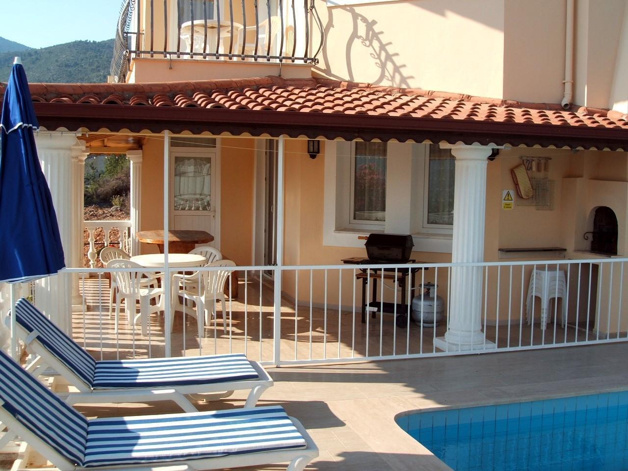Ferienhaus Vacation Villa Kadyanda + Gym (364958), Fethiye, , Ägäisregion, Türkei, Bild 22