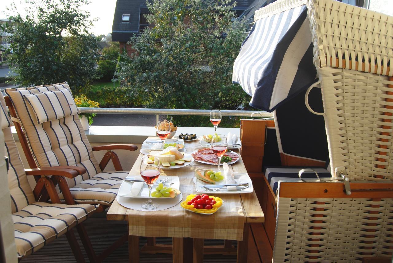 Ferienwohnung Luxus-Appartement Abendsonne*****mit Blick auf den Dorfteich (376040), Wenningstedt-Braderup, Sylt, Schleswig-Holstein, Deutschland, Bild 7
