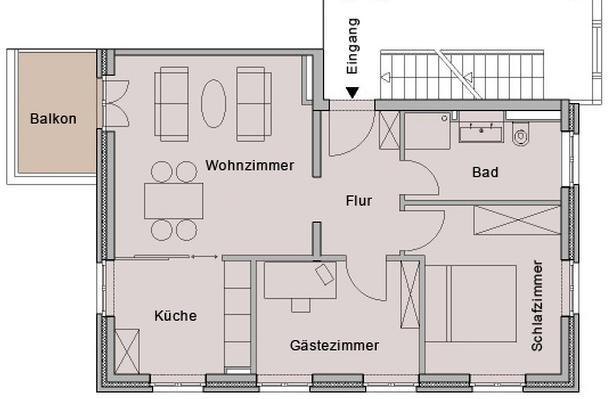 Ferienwohnung Luxus-Appartement Abendsonne*****mit Blick auf den Dorfteich (376040), Wenningstedt-Braderup, Sylt, Schleswig-Holstein, Deutschland, Bild 17