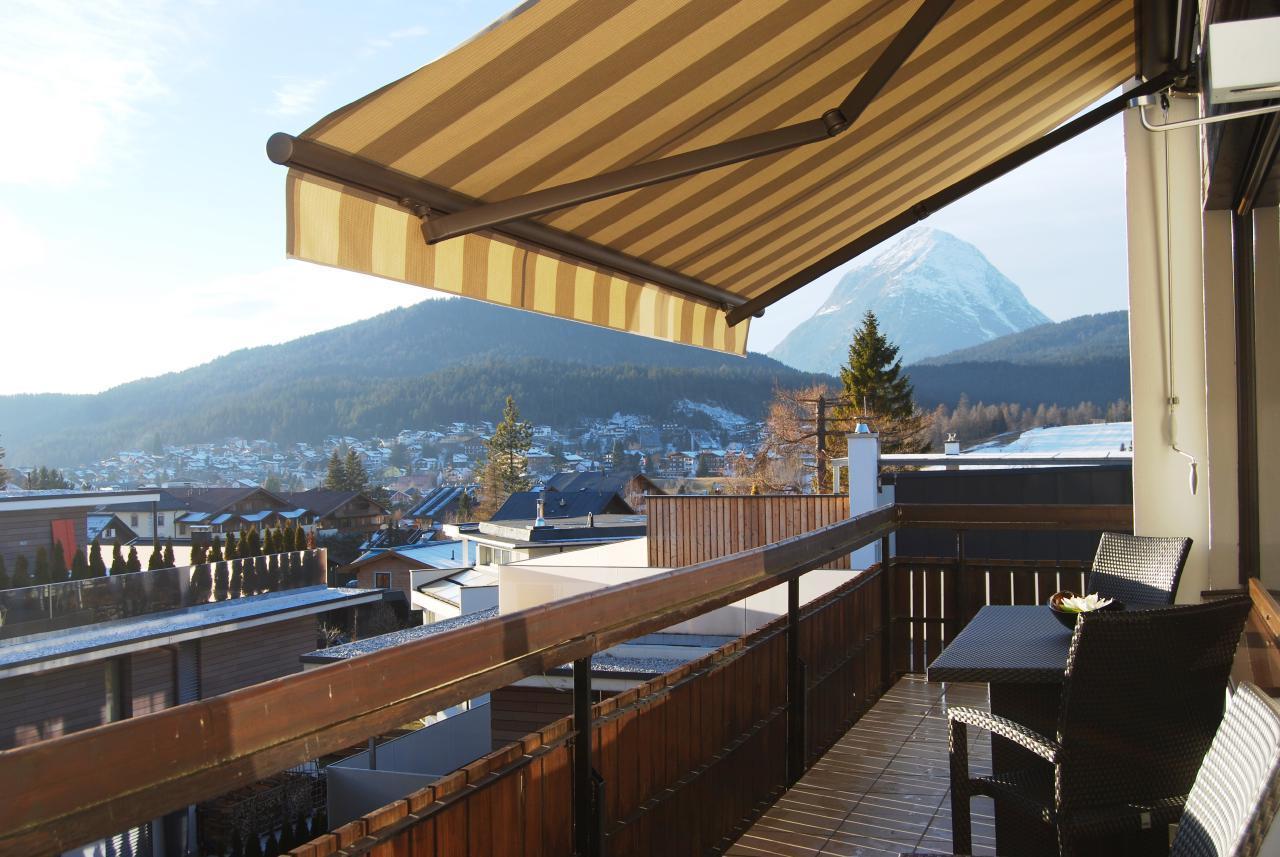 Appartement de vacances Luxusappartement  Alpenpanorama******  mit grandiosem Ausblick auf die Alpen (376041), Seefeld in Tirol, Seefeld, Tyrol, Autriche, image 11