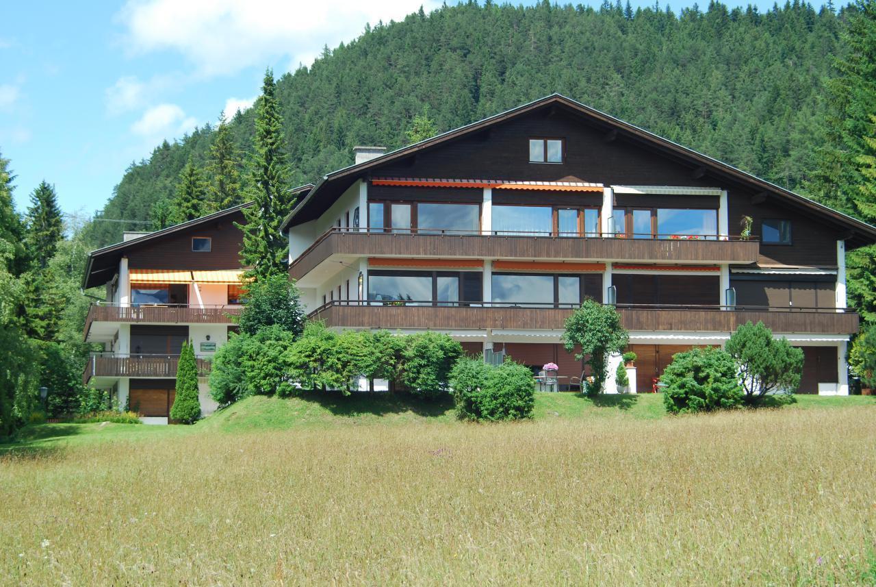 Appartement de vacances Luxusappartement  Alpenpanorama******  mit grandiosem Ausblick auf die Alpen (376041), Seefeld in Tirol, Seefeld, Tyrol, Autriche, image 13