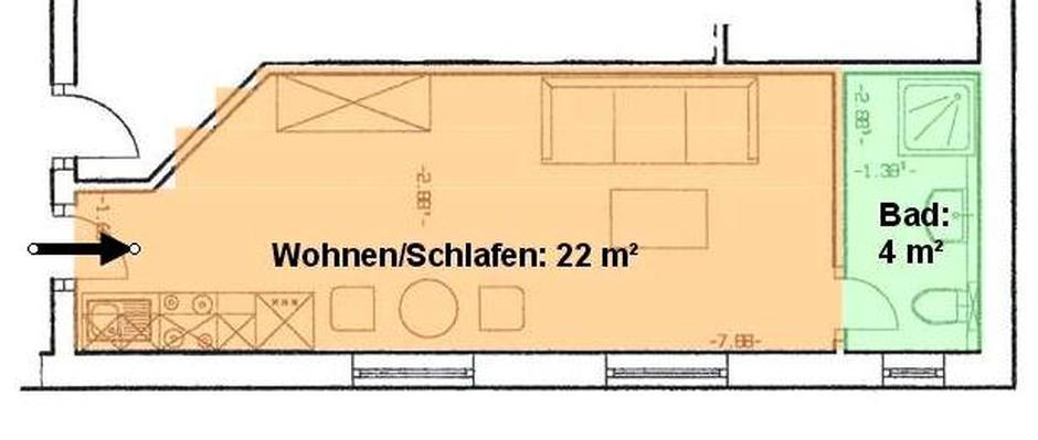 Ferienwohnung Black Pearl *** nur 400m zum Ostseesandstrand*** (381382), Koserow, Usedom, Mecklenburg-Vorpommern, Deutschland, Bild 13
