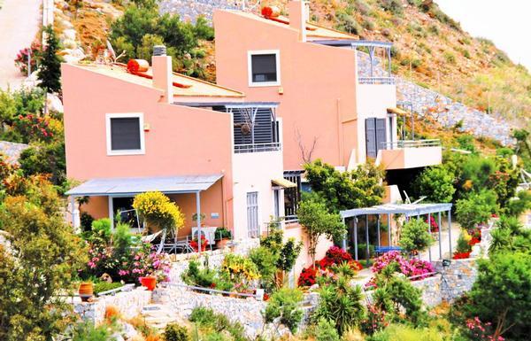Holiday house Villa Spiros-Anemos, 4 Jahreszeiten luxus villen - Sued Kreta (383351), Plakias, Crete South Coast, Crete, Greece, picture 9