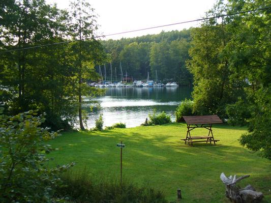 Ferienwohnung direkt am Werbellinsee (Balkon Seeseite) (387272), Joachimsthal, Uckermark - Barnim, Brandenburg, Deutschland, Bild 4