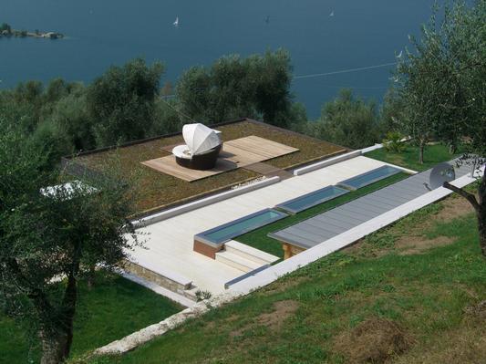 Ferienhaus Traumvilla Miralago - Ein Ferienhaus zum Wohlfülen, Entspannen, Loslassen... (387273), Malcesine, Gardasee, Venetien, Italien, Bild 4