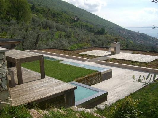 Ferienhaus Traumvilla Miralago - Ein Ferienhaus zum Wohlfülen, Entspannen, Loslassen... (387273), Malcesine, Gardasee, Venetien, Italien, Bild 12