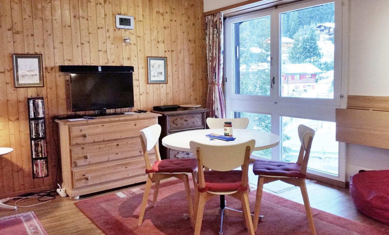 Appartement de vacances Studio in Anzère, 32 m2, an der Skipiste (396511), Anzère, Crans-Montana - Anzère, Valais, Suisse, image 2