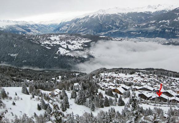 Appartement de vacances Studio in Anzère, 32 m2, an der Skipiste (396511), Anzère, Crans-Montana - Anzère, Valais, Suisse, image 6