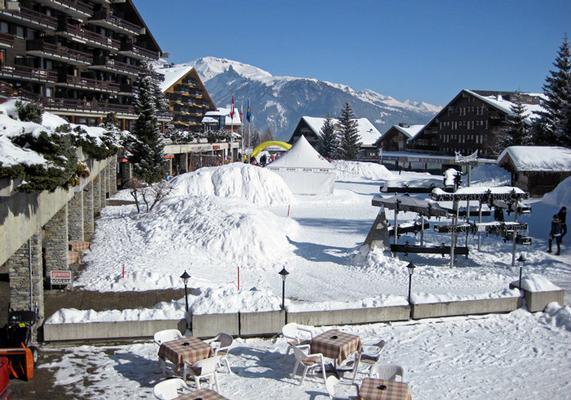 Appartement de vacances Studio in Anzère, 32 m2, an der Skipiste (396511), Anzère, Crans-Montana - Anzère, Valais, Suisse, image 15