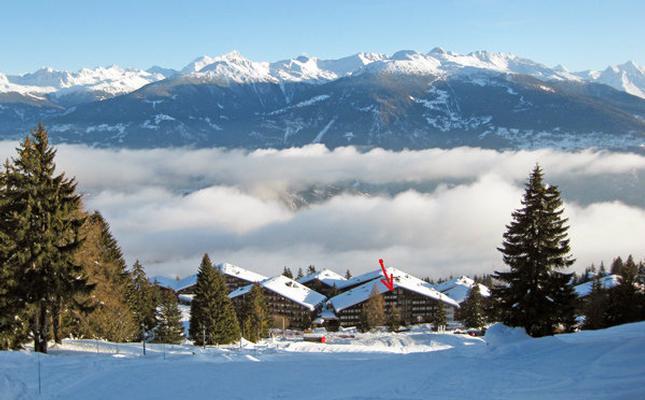 Appartement de vacances Studio in Anzère, 32 m2, an der Skipiste (396511), Anzère, Crans-Montana - Anzère, Valais, Suisse, image 7