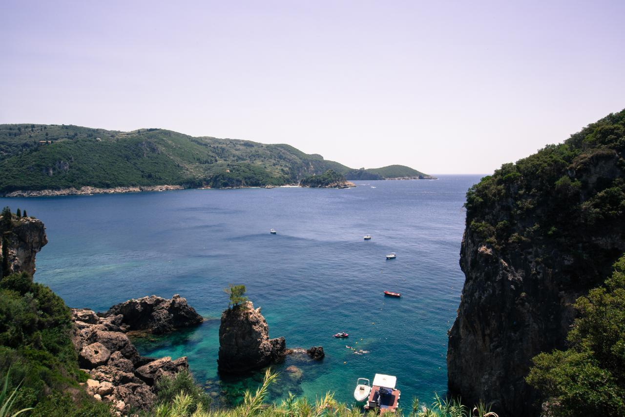 Maison de vacances Tinos Korfu mit Privatem Pool (398715), Petriti, Corfou, Iles Ioniennes, Grèce, image 15