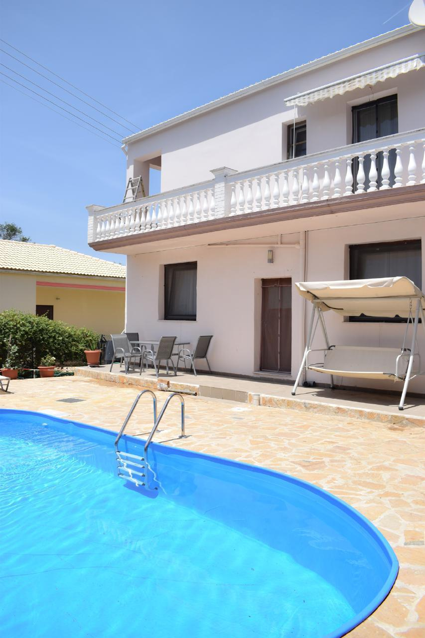 Maison de vacances Tinos Korfu mit Privatem Pool (398715), Petriti, Corfou, Iles Ioniennes, Grèce, image 11