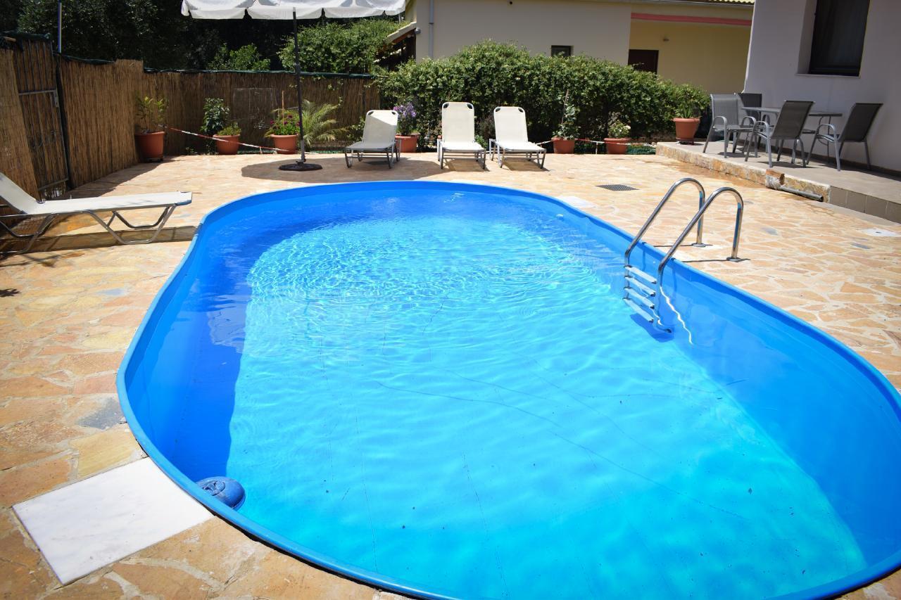 Holiday house Tinos Korfu mit Privatem Pool (398715), Petriti, Corfu, Ionian Islands, Greece, picture 10
