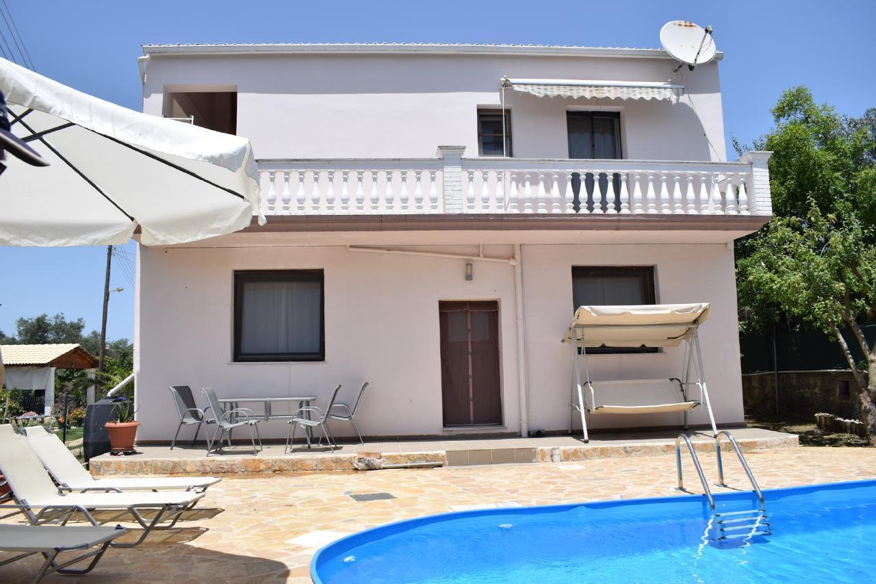 Maison de vacances Tinos Korfu mit Privatem Pool (398715), Petriti, Corfou, Iles Ioniennes, Grèce, image 9