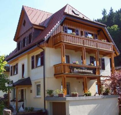 Ferienwohnung Appartementhaus Wiesengrund - Fewo 1 (402585), Baiersbronn, Schwarzwald, Baden-Württemberg, Deutschland, Bild 2