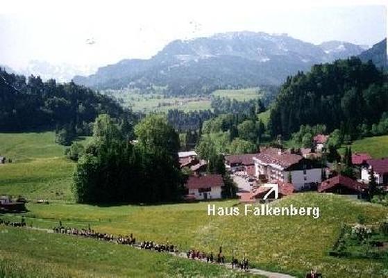 Ferienwohnung Haus Falkenberg / Wohnung Nr. 201 (403387), Oberstdorf, Allgäu (Bayern), Bayern, Deutschland, Bild 15