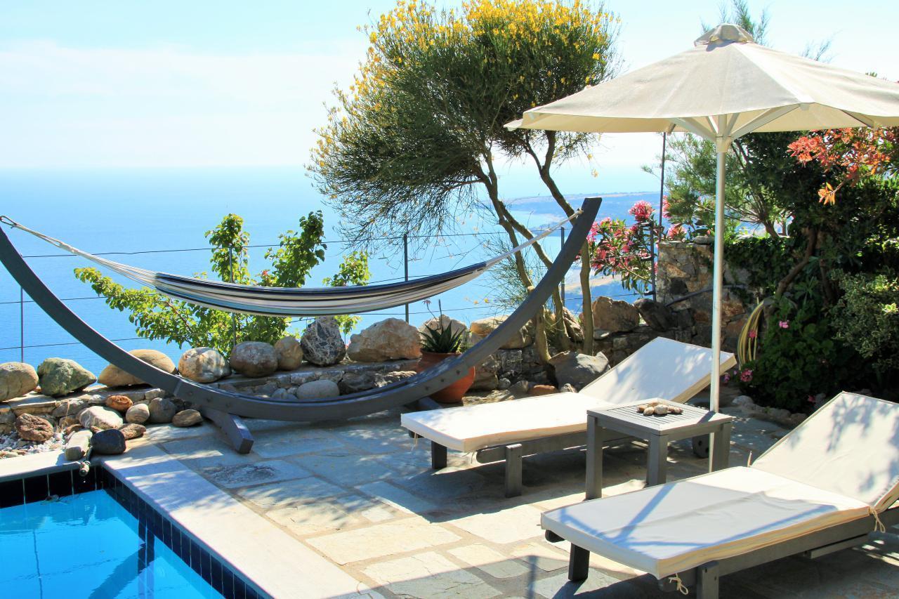 Holiday house Stefanos villa   - Anemos 4 Jahreszeiten Luxus villen - Sued Kreta (405530), Plakias, Crete South Coast, Crete, Greece, picture 2
