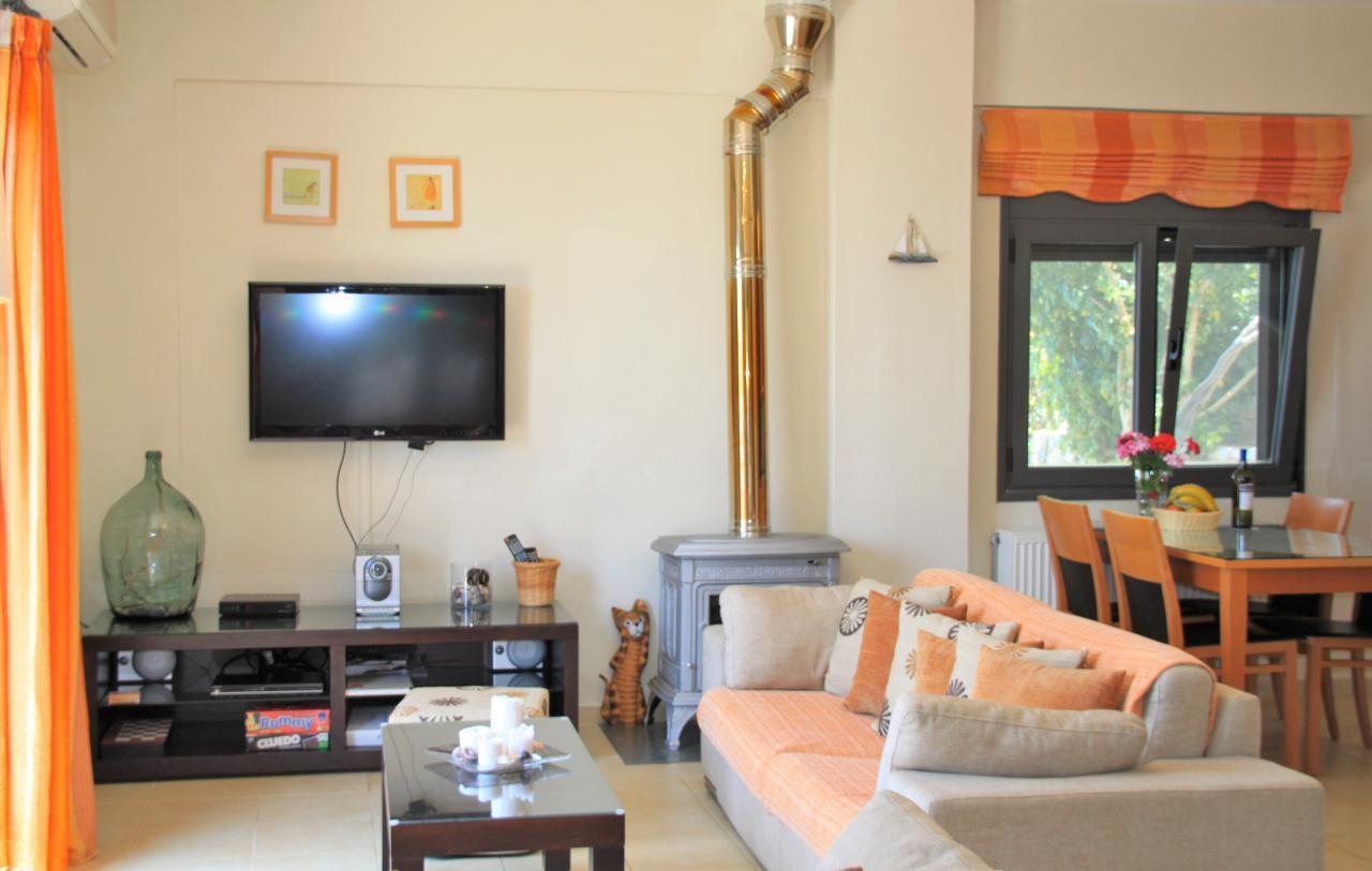 Holiday house Stefanos villa   - Anemos 4 Jahreszeiten Luxus villen - Sued Kreta (405530), Plakias, Crete South Coast, Crete, Greece, picture 3
