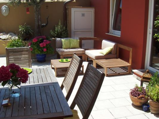 Holiday apartment Appartment mit Patio (406736), Salir do Porto, Costa de Prata, Central-Portugal, Portugal, picture 8