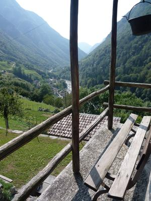 Ferienhaus Rustico in Sanbugaro (408634), Lavertezzo, Verzascatal, Tessin, Schweiz, Bild 3
