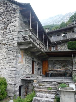 Ferienhaus Rustico in Sanbugaro (408634), Lavertezzo, Verzascatal, Tessin, Schweiz, Bild 7