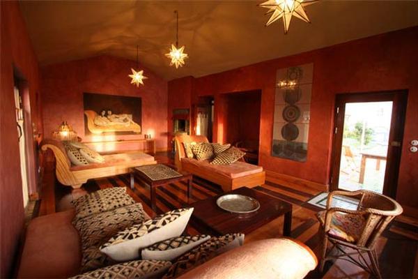 Ferienhaus Traumhafte Villa inmitten paradiesischen Natur (418921), Ponta do Pargo, , Madeira, Portugal, Bild 16