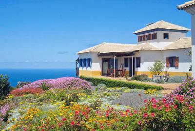 Ferienhaus Traumhafte Villa inmitten paradiesischen Natur (418921), Ponta do Pargo, , Madeira, Portugal, Bild 6